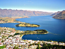 Queenstown – the adventure capital of New Zealand
