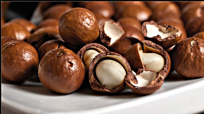 Macadamia nuts are the most expensive nuts in the world.