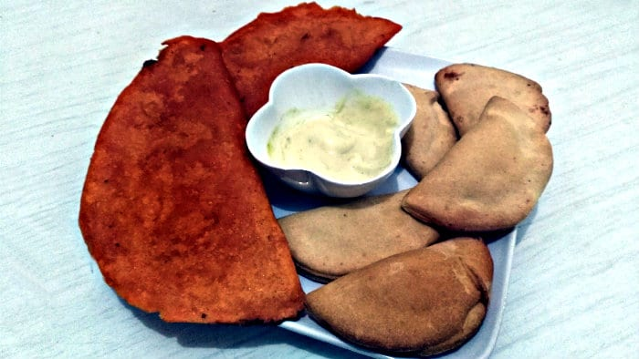 Patty (empanada) is a pastry filled with ground meat.