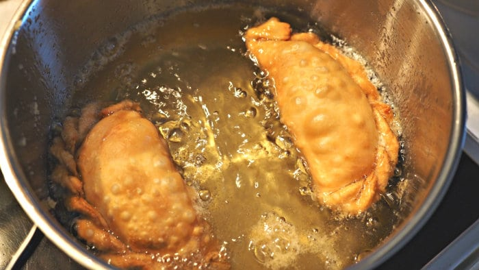 Empanadas in Ecuador are tasty but greasy.