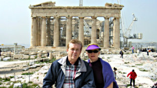 Parthenon is located on Acropolis,