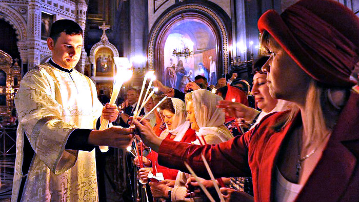 Orthodox Easter is the widely celebrated holiday in Greece.