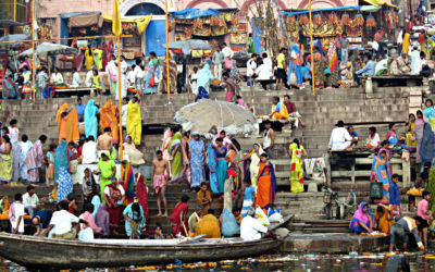 Life and Death in Varanasi