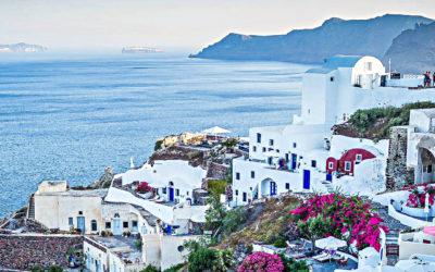 Greece in the springtime