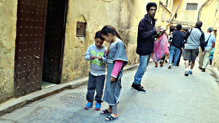 Medina kids