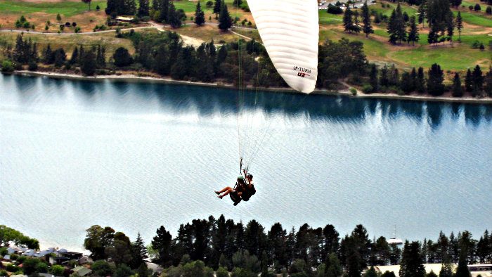 Queenstown provides activities for any interest.