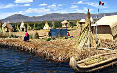 Fairytale called Lake Titicaca