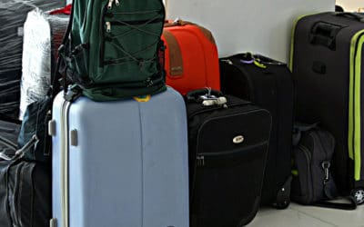 Why I travel without checked luggage?