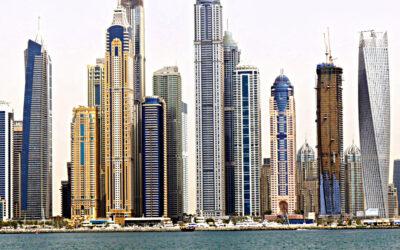 Dubai: skyscrapers in the sand