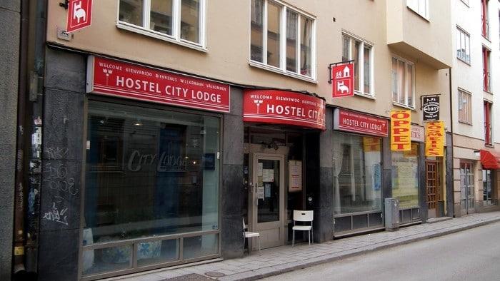 Choosing hostels over hotels.