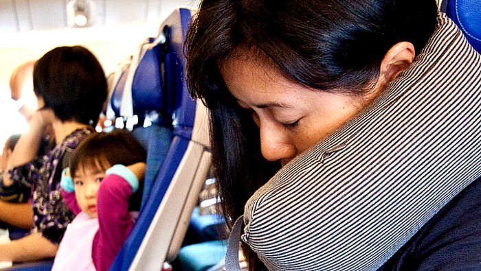 A good neck pillow will help you to relax better