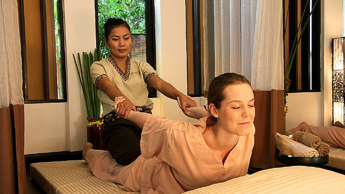 Thai massage is practiced all over the world.